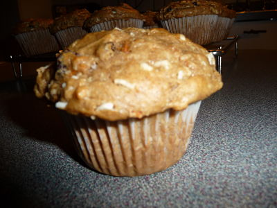 gluten_free_carrot_coconut_raisin_muffin