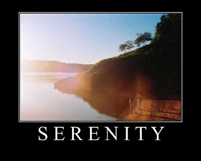 serenity the true self
