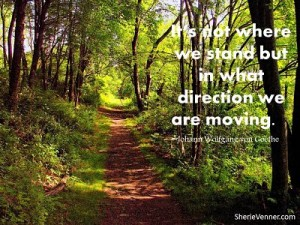 It's not where we stand but in what opt 300x225 Inspirational Picture Quotes