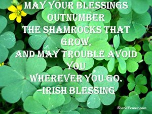 May your blessings outnumber opt 300x225 Inspirational Picture Quotes