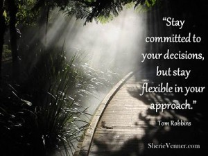 Stay committed to your decisions but opt 300x225 Inspirational Picture Quotes