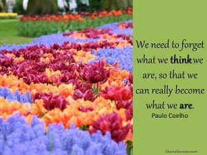 We need to forget what we think we opt 300x225 Inspirational Picture Quotes