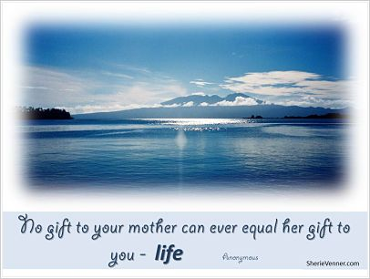 no gift opt 1 Why These Are Two of My Favorite Quotes for Mothers Day
