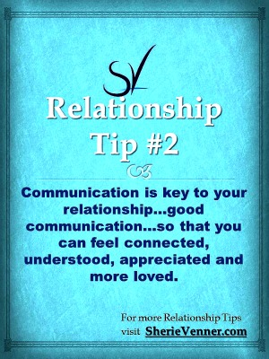 relationship tips 2 communication