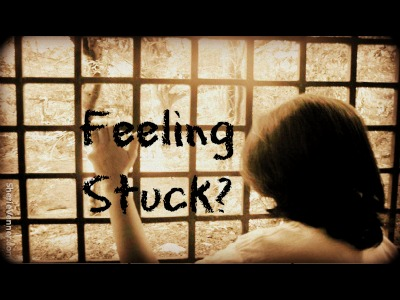 feeling stuck opt What Exactly is Keeping You Feeling Stuck?