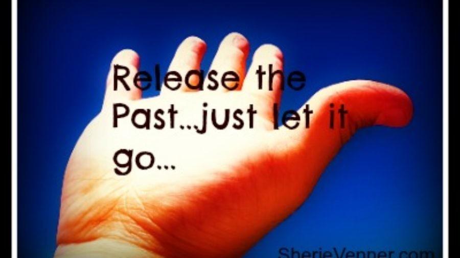 release the past let it go