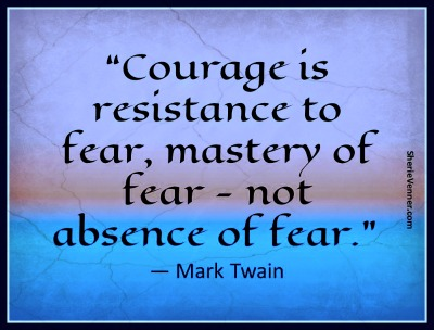 Mark Twain Courage Quote