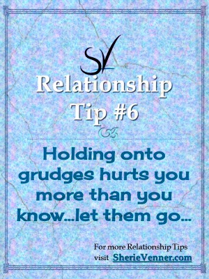 relationship tip 6 let go of grudges
