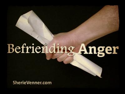 befriending anger