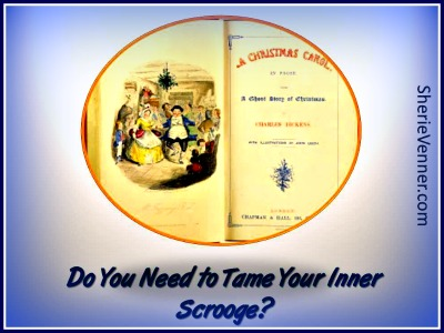 Do you need to tame your inner Scrooge