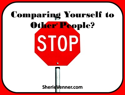 Comparing Yourself to Others
