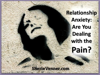 Relationship anxiety pain
