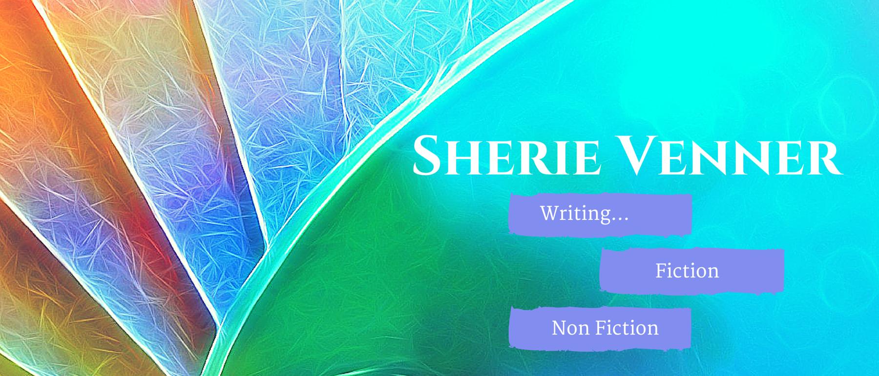 Sherie Venner | Writer header image